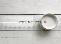 made by paint mineral paint winter white