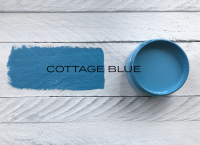 made by paint mineral paint cottage blue