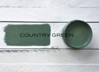 made by paint mineral paint country green