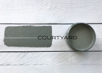 made by paint mineral paint courtyard