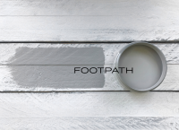 made by paint mineral paint footpath