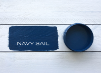 made by paint mineral paint navy sail