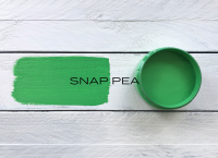 made by paint mineral paint snap pea